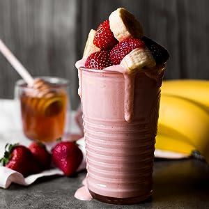 organic milk, smoothie, healthy, dairy