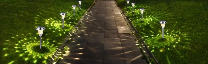 walkway lights