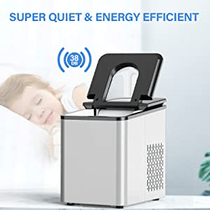quiet Ice Maker