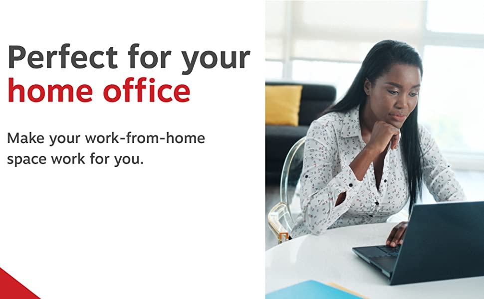 work from home office