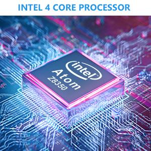 intel 4 core proessor