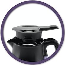 leak proof lid cuisinart tefl krups mirocco