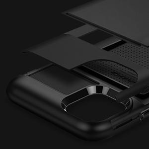 iphone 11 pro max slim armor cs - black