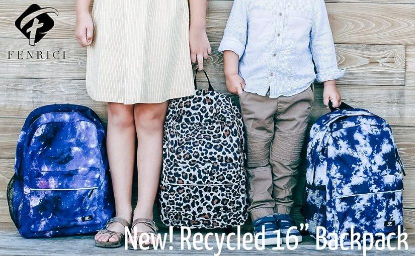 Backpacks for the Family