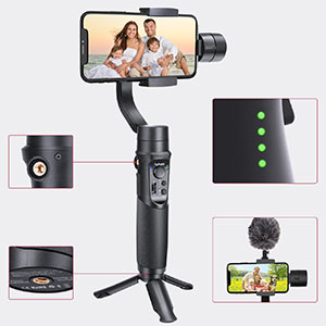 hohem isteady mobile plus stabilizer phone gimbal gimble for smartphone