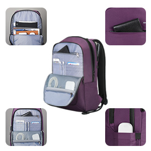 Slim Women Laptop Backpack