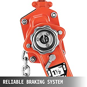 Reliable Braking System