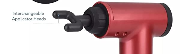 High quality powerful motor will effortlessly deliver effective relief and low  noise