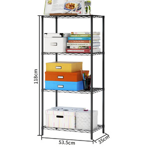 Perfect for small-place storage