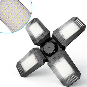 More Brighter - 12000lumens 6500K 288PCS Cool White Light