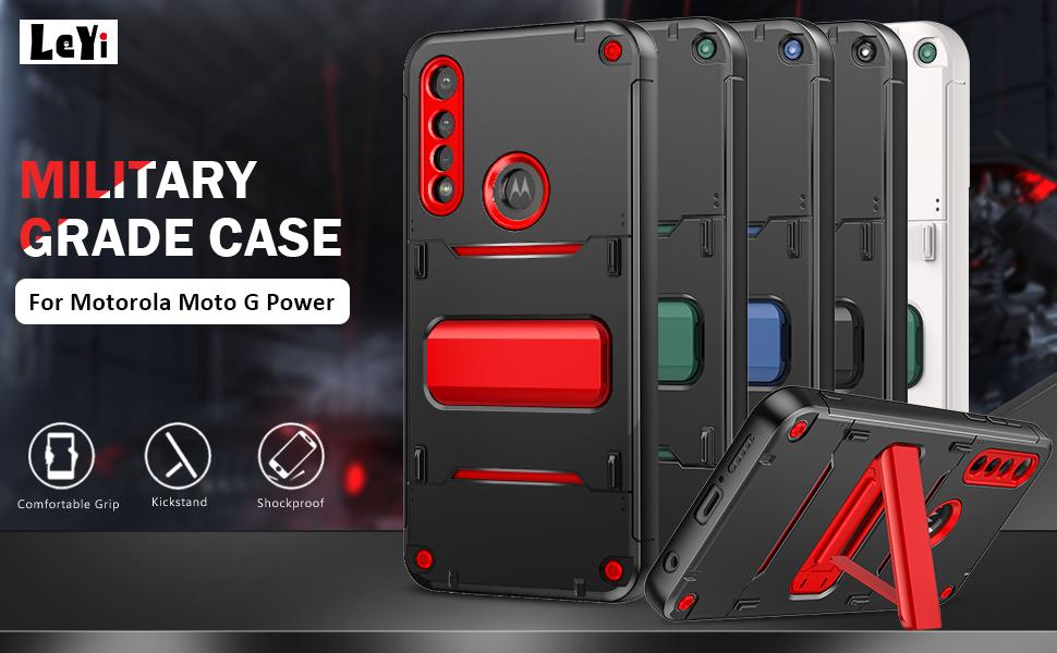 moto g power case