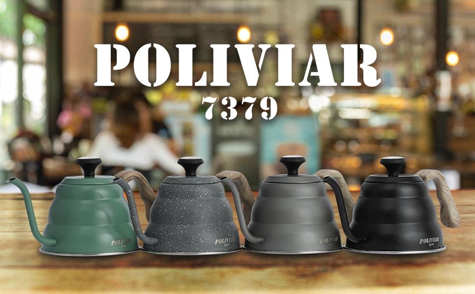 pour over tea kettle