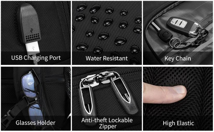 Smart Design & Durable Laptop Backpack