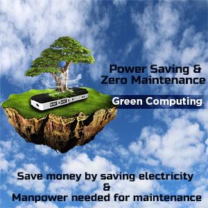 Magicstick Green Computing