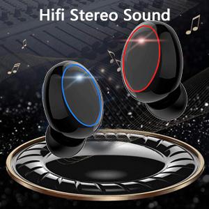 Wireless ear bud earphone HIFI Stereo Deep bass