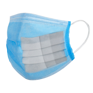 designer face mask disposable 4-Ply face masks
