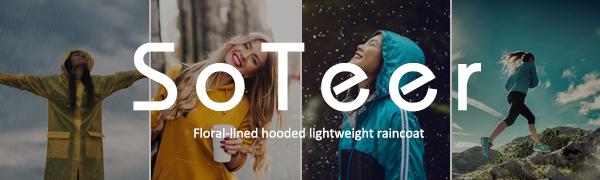 womens rain coat with hood