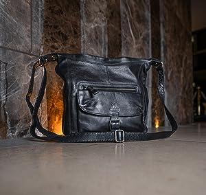 DONBOLSO Umhängetaschen Paris damen Handtasche frauen