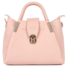 Pink Color Ladies HandBag Combo