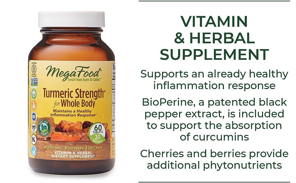Vitamin & Herbal Supplement