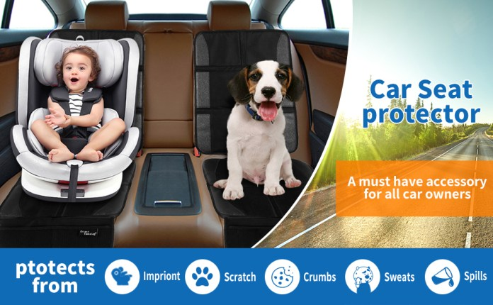 car seat protector car seat protector for leather seats baby car seat protector