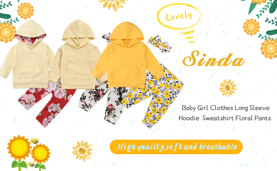 newborn baby girl clothes pant outfit set