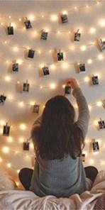 200 LED 66ft Fairy Copper String Lights
