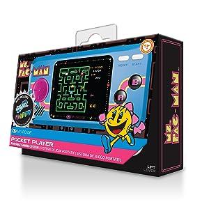 pac man micro player