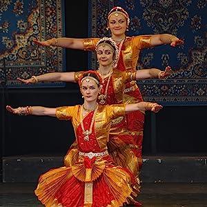 Indian Classical Dance Dress, Bharatnatyam, Mohinattam, Kathak