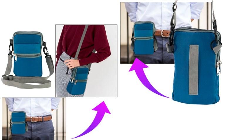 sling bag for men side bags for mens mobile pouch for men cash bag for men one side bags
