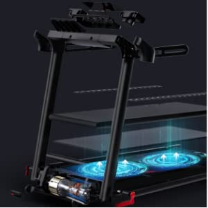 Magnetic Levitation Treadmill