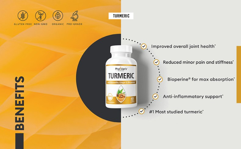 turmeric joint health max absoption anti-inflammatory