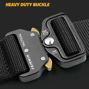 heavy duty buckle