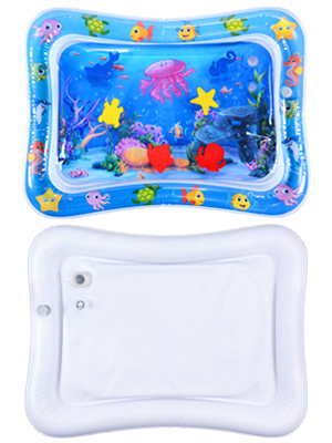 tummy time water mat