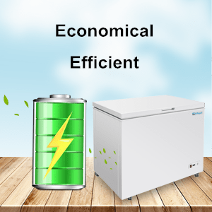 efficient freezer