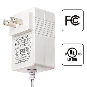 led strip light supply powered