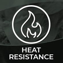 heat resistant cooking utensils