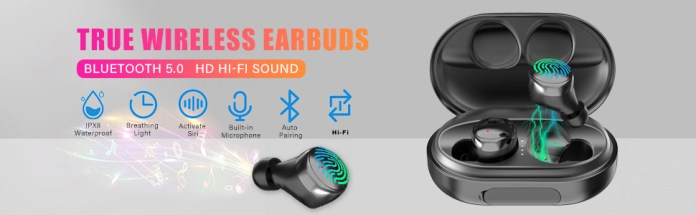 updated bluetooth earbuds