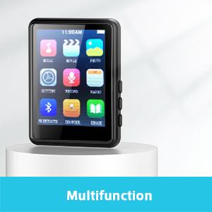 Portable Bluetooth MP3 Player
