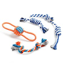 puppy teething toys