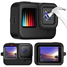 Glass Lens Screen Protector Film for Go pro 9
