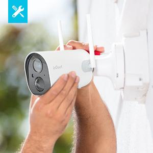 surveillance outdoor camera