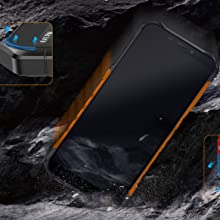 Ulefone armor X5 rugged smartphone rugged cell phones rugged android phone