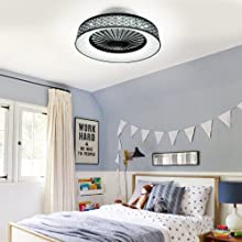 ceiling light with fan for living room