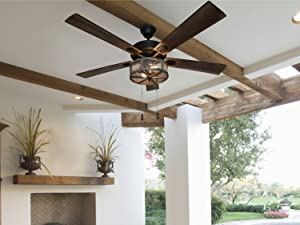 River of Goods Ceiling Fan
