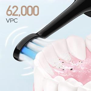 başlıklı elektrikli diş fırçaları
