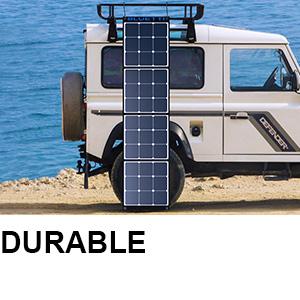 120w solar panel for solar generator