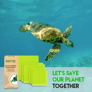 bento ryte, bentoryte, ecological, beeswax wraps
