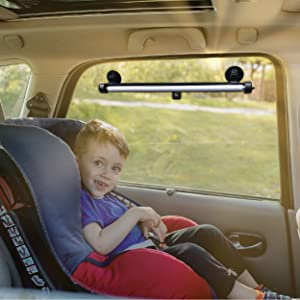 Car window shades for baby