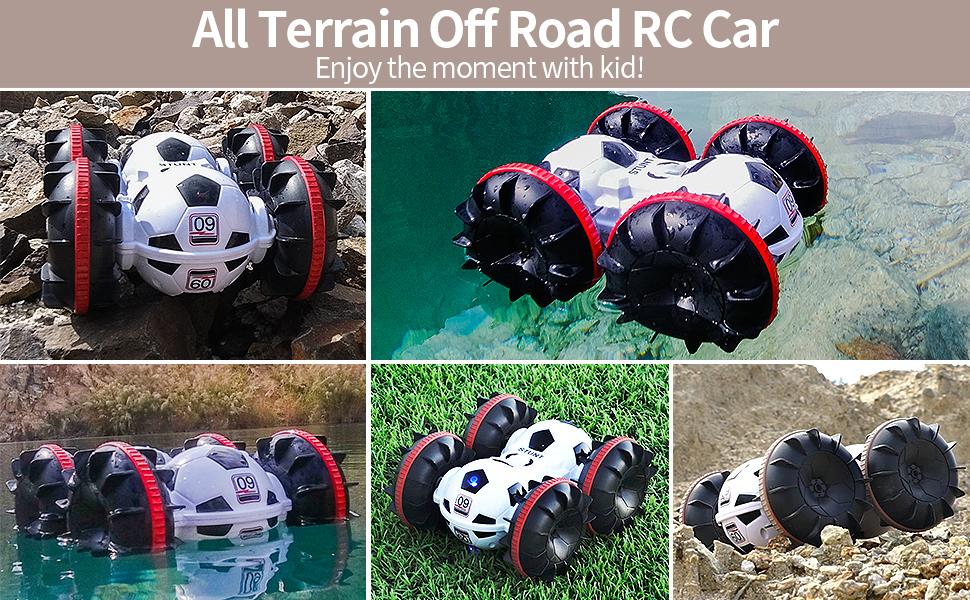 All Terrain RC Car